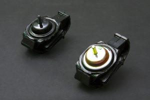 NISSAN 240SX/SILVIA/S13/S14/S15  (RACE) HARDEN ENGINE MOUNT 2PCS/SET