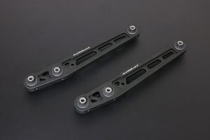 CIVIC EK'97-00 REAR LOWER ED-BLACK CONTROL ARM (HARDEN RUBBER-ALUMINUM) 2PCS/SET